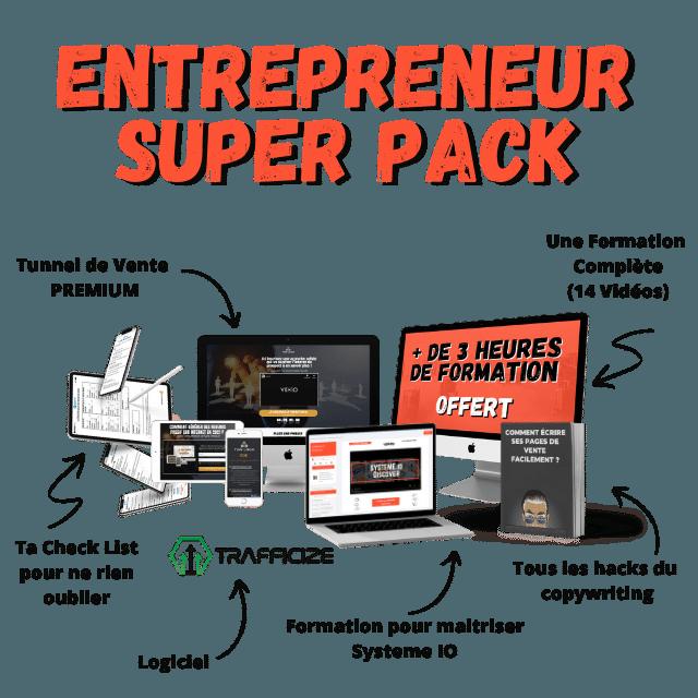 super pack entrepreneur widget