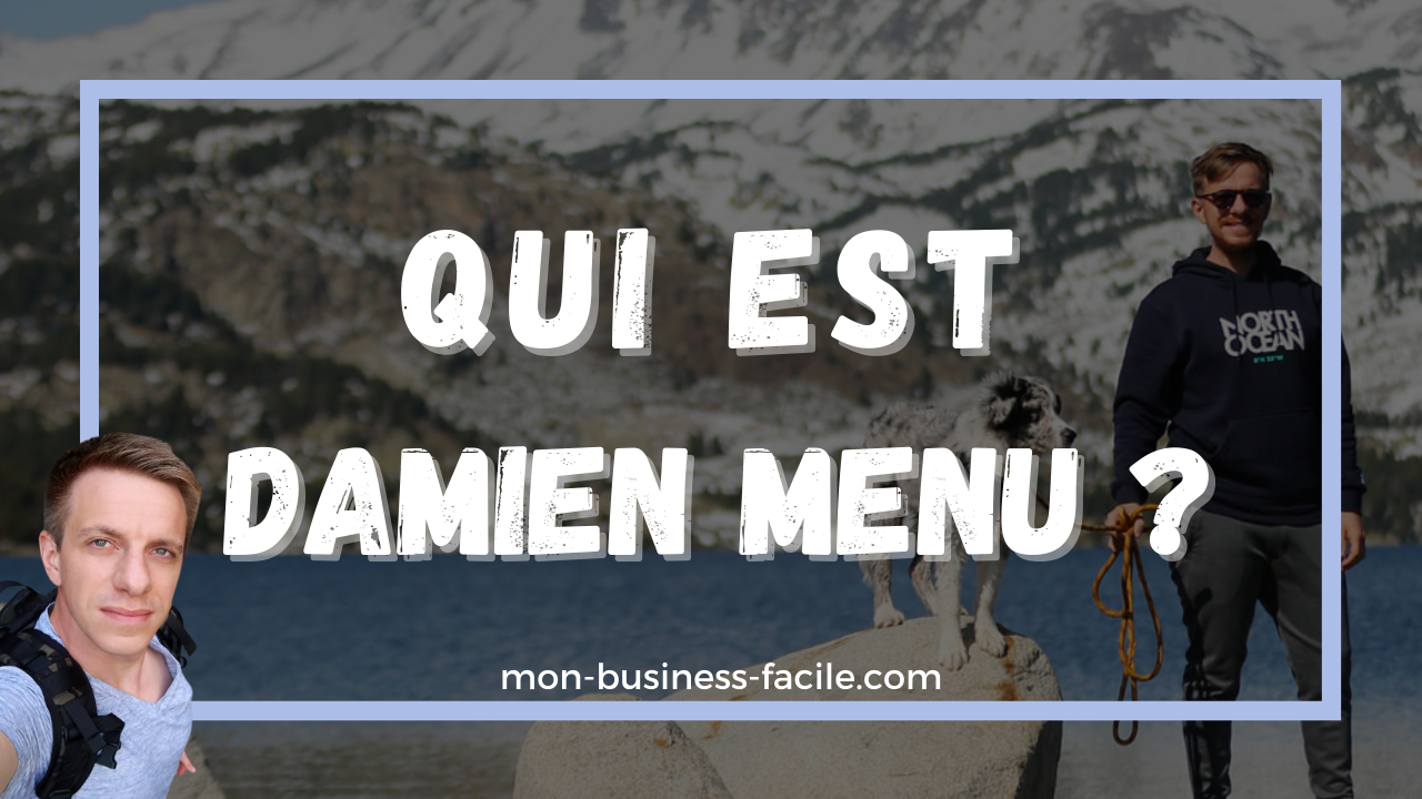 Qui est Damien Menu, la référence en marketing d'affiliation ?