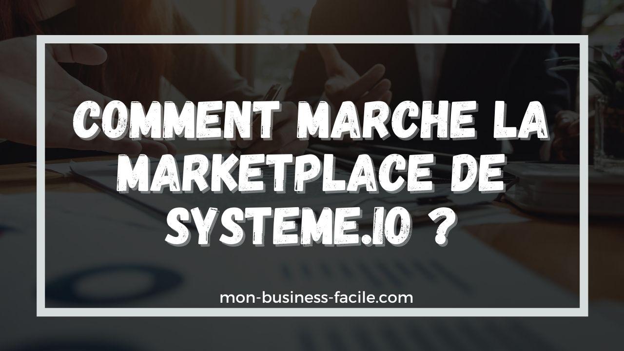 marketplace systeme.io